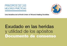 Exudado en las heridas y utilidad de los apósitos