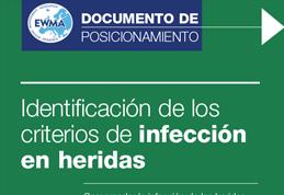 Identificación de los criterios de infección en heridas