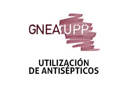 Utilización de antisépticos